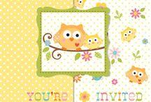 Baby Shower Ideas for Dani's Baby / by Dee Schwerin