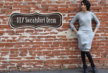 Dress winter diy