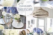 TableTop / All things pretty for the table