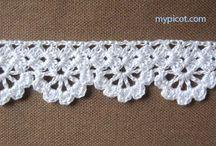 Croseta / tricotaje