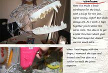 making dog