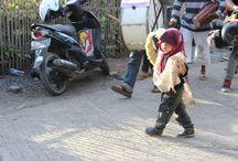 karnival of java / pesta rakyat memperingati hari jada desa