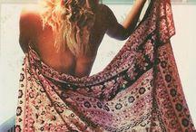 Hippie, Gypsy, Boho