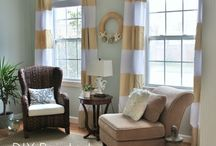 Living room ideas / by Jennifer Dielman Donovan