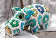 Crafts by me / Kaikkea miun kätösistä :)