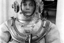 Buster Keaton Love / Buster Keaton / by Celestial Morosco