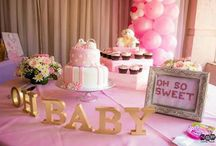 Ideas for My Daughters Future Baby Shower