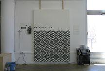 Marcel Cousins Studio / A look inside the studio of Visual Artist Marcel Cousins