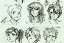 Percy Jackson+Magnus Chase and the Gods of Asgard+The Kane Chronicles