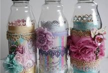 Bottles and More / by Jerri Bickerton