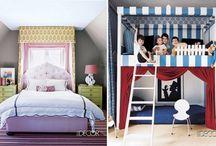 Kid rooms / by Martina Sapp