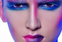 Makeup Blue Collection by Alena Philippova