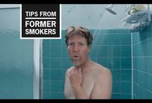 quit smoking / by Adam Grogitsky