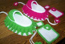 Crotchet and Knitting  / by Nungari Kio