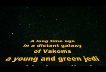 Star Wars at Vakoms