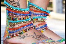 Boho, etno, gypsy style