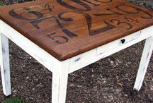tables / by Deb Sears