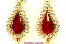 Kundan Jewellery / Some Awesome Kundan Jewellery