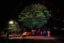 Sziget festival 2013 / Night Projection's raypainting at Sziget festival 2013.  #sziget #szigetfestival #szigetfestival2013 #nightprojection #raypainting #vetites #visual