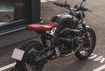 Moottoripyörät