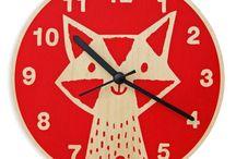 Kids' Room Clocks - Kinderkamer Klokken / Kids' Room Clocks - Kinderkamer Klokken