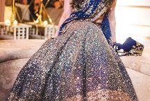 lahenga wedding