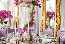 Lilac and Mauve Wedding Ideas..... / Simply Beautiful!