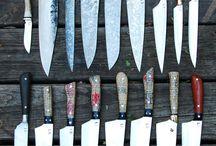 Knives etc