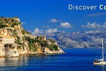 Holidays in Corfu - Kerkyra island in Greece