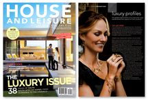 Magazines / PR in magazines for Living Endangered