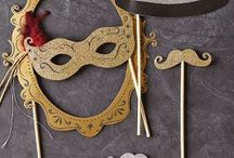 Sweet 16 Masquerade Party Ideas!!!!!! / by Iliam Chesnut