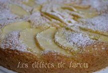 Tarte suisse pommes