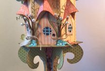 Papercrafts 3D projects