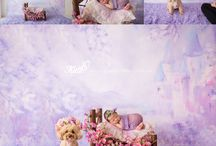 Before and After | Newborn and Baby Photography