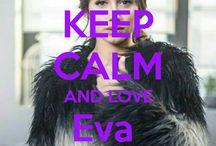 <3 Keep Calm: Eva Ruiz <3 / Este tablero lo he creado para tener todos los Keep calms de Eva Ruiz :)