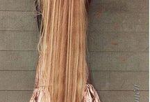 Hair / by Summer Aguilar Gattis