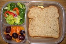 kids lunch ideas / by Natalie Cliften