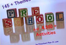 preschool / by Mikalyn Venable