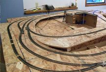 Building a Model Train Layout from Start to Finish / by Model Trains
