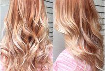 Strawberrie blond