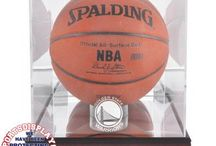 Golden State Warriors Basketball Cases / Shop our Golden State Warriors basketball display cases.  Each case comes engraved with Golden State Warriors logo.  All of our Golden State Warriors display cases are officially licensed by the NBA.