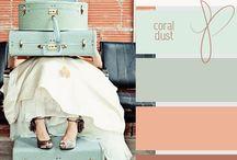 Color palette / Colors to wear
