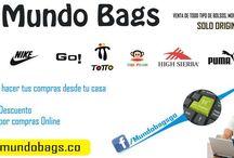 Lo nuestro Mundo Bags!!! / Pensando en tí siempre...