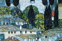 Живопись Климт