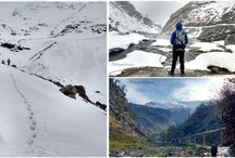 Trekking Tales (Himachal and uttrakhand)