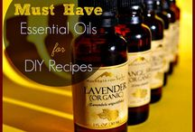 Essential Oils and natural remedies