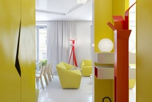 I want my space like that! YELLOW