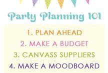 DIY Party Planning