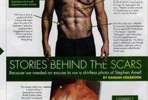 Arrow Scars