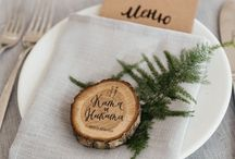 Wedding Theme - Winter / There is so much to get excited about with a winter wedding not least the weather! Embrace everything 'wintery' and you will be able to create a fabulous atmosphere by just relaxing and taking stock of everything we associate with that time of year.